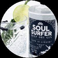 < Soul Surfer Gin >